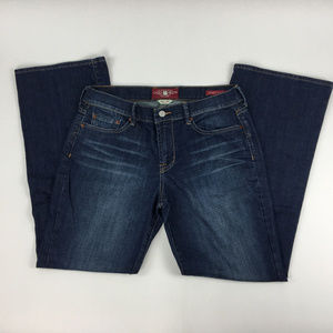 Lucky Brand Jeans Size 10 Sweet N Low Flare